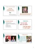 Bài giảng Tập huấn kỹ năng giao tiếp & vận động quần chúng - ThS. Đinh Thị Thu Trang