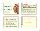 Bài giảng Quản trị chiến lược: Chương 1