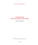 Sách bỏ túi dành cho nhân viên xã hội: Phần 1 - ThS. Nguyễn Ngọc Lâm