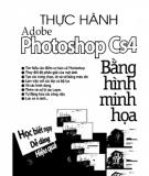 Hướng dẫn thực hành Adobe Photoshop Cs4 bằng hình minh họa: Phần 1