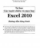 Hướng dẫn tự học tuyệt chiêu và mẹo hay Excel 2010: Phần 1