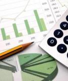 Bài giảng Thống kê doanh nghiệp: Phần 1