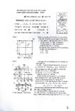 Đề thi môn Kết cấu bê tông 2 năm 2013-2014 - ĐH Văn Lang