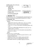 Đề thi môn Thuế năm 2013-2014 - ĐH Văn Lang