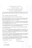 Đề thi môn Thực hành thanh toán quốc tế - ĐH Văn Lang
