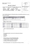 Đề thi cuối kỳ môn Phân tích thiết kế hệ thống hướng đối tượng - ĐH Văn Lang