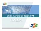 Thuyết trình: Chiến lược kinh doanh FPT