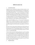 Đề tài: Phát triển thị trường mua bán và sáp nhập doanh nghiệp hướng đi mới của thị trường tài chính Việt Nam
