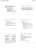 Bài giảng Thanh toán quốc tế: Chương 3 - TS. Trần Thị Lương Bình