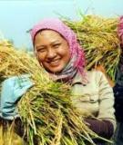 Giáo trình Kỹ thuật nông nghiệp: Phần 1 - ĐH Kinh tế Quốc Dân