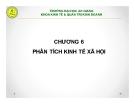 Bài giảng Thiết lập và thẩm định dự án đầu tư: Chương 6 - GV. Phạm Bảo Thạch