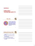 Bài giảng Kinh tế quốc tế: Chương 5 - Nguyễn Xuân Đạo, MIB