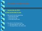 Bài giảng Nhà máy thủy điện: Chương II.6