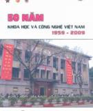 Khoa học và Công nghệ Việt Nam 50 năm (1959 - 2009): Phần 1