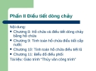 Bài giảng Thủy văn công trình: Chương 8