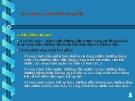 Bài giảng Nhà máy thủy điện: Chương I (2.5)
