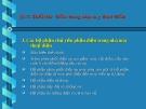 Bài giảng Nhà máy thủy điện: Chương I (7-8)