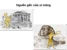 Bài giảng Vật liệu xây dựng: Chương III - TS. Nguyễn Quang Phú