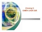 Bài giảng Marketing ngân hàng: Chương 5 - GV. Trần Thị Ngọc Quỳnh
