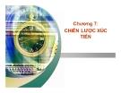 Bài giảng Marketing ngân hàng: Chương 7 - GV. Trần Thị Ngọc Quỳnh