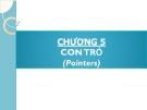 Bài giảng Phương pháp lập trình: Chương 5 - GV. Từ Thị Xuân Hiền