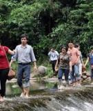 Khóa luận tốt nghiệp Văn hóa du lịch: Giải pháp marketing - mix thu hút khách du lịch nội địa của công ty TNHH du lịch An Biên