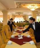 Khóa luận tốt nghiệp Văn hóa du lịch: Thực trạng và giải pháp đối với công tác quản trị nhân lực tại khách sạn Sao Biển