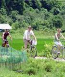 Khóa luận tốt nghiệp Văn hóa du lịch: Tổ chức mô hình du lịch cộng đồng của người Dao tại làng Nghẹt, xã Phú Thịnh, huyện Yên Sơn, tỉnh Tuyên Quang