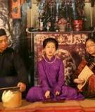 Khóa luận tốt nghiệp Văn hóa du lịch: Tìm hiểu giá trị lịch sử, văn hóa của làng ca trù Lỗ Khê, xã Liên Hà huyện Đông Anh, Hà Nội