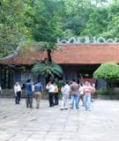 Khóa luận tốt nghiệp Văn hóa du lịch: Khai thác giá trị văn hoá các làng nghề truyền thống ở Thuỷ Nguyên để phục vụ phát triển du lịch làng nghề ở Hải Phòng