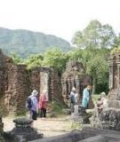 Khóa luận tốt nghiệp Văn hóa du lịch: Một số giải pháp nhằm thu hút khách du lịch quốc tế tại Công ty TNHH Du lịch An Bình