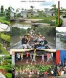 Khóa luận tốt nghiệp Văn hóa du lịch: Nâng cao hiệu quả khai thác hoạt động du lịch tại làng nghề truyền thống Bát Tràng - Hà Nội
