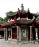 Khóa luận tốt nghiệp Văn hóa du lịch: Xây dựng chùa Linh Sơn và một số di tích lịch sử - công trình văn hóa phụ cận trở thành trọng điểm du lịch huyện Kiến Thụy