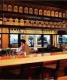 Khóa luận tốt nghiệp Văn hóa du lịch: Tìm hiểu nghiệp vụ pha chế quầy Bar tại nhà hàng Focus - Hải Phòng