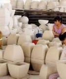 Khóa luận tốt nghiệp Văn hóa du lịch: Văn hóa làng nghề truyền thống tỉnh Hải Dương - tiềm năng và giải pháp phát triển du lịch