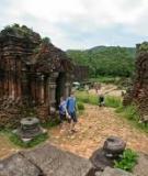 Khóa luận tốt nghiệp Văn hóa du lịch: Nghiên cứu tiềm năng du lịch của huyện Khoái Châu tỉnh Hưng Yên