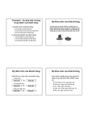 Bài giảng Tâm lý khách hàng: Chương 6 - ThS. Nguyễn Ngọc Long