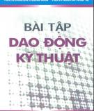 Ebook Bài tập dao động kỹ thuật: Phần 1 - PGS.TSKH. Nguyễn Xuân Khang