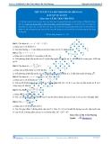 Luyện thi Đại học Kit 1 - Môn Toán: Tiếp tuyến của đồ thị hàm số_P1 (Bài tập tự luyện)