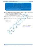 Luyện thi Đại học Kit 1 - Môn Toán: Các vấn đề về góc Phần 02 (Bài tập tự luyện)