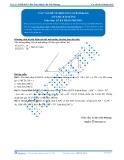 Luyện thi Đại học Kit 1 - Môn Toán: Các vấn đề về khoảng cách Phần 04 (Tài liệu bài giảng)