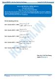 Luyện thi Đại học Kit 1 - Môn Toán Bài 24: Hệ phương trình (Phần 2)