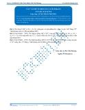 Luyện thi Đại học Kit 1 - Môn Toán: Các vấn đề về khoảng cách Phần 02 (Tài liệu bài giảng)