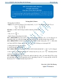Luyện thi Đại học Kit 1 - Môn Toán: Thể tích khối chóp Phần 05 (Tài liệu bài giảng)