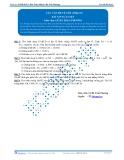 Luyện thi Đại học Kit 1 - Môn Toán: Các vấn đề về góc Phần 03 (Bài tập tự luyện)