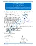 Luyện thi Đại học Kit 1 - Môn Toán: Các vấn đề về góc Phần 03 (Đáp án bài tập tự luyện)