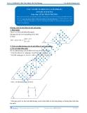 Luyện thi Đại học Kit 1 - Môn Toán: Các vấn đề về khoảng cách Phần 01 (Tài liệu bài giảng)