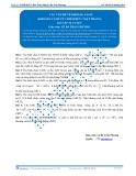 Luyện thi Đại học Kit 1 - Môn Toán: Các vấn đề về khoảng cách (Bài tập tự luyện)