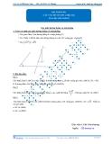 Luyện thi Đại học Kit 1 - Môn Toán: Các vấn đề về góc (Phần III)