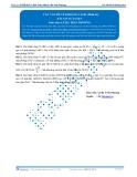 Luyện thi Đại học Kit 1 - Môn Toán: Các vấn đề về khoảng cách Phần 04 (Bài tập tự luyện)